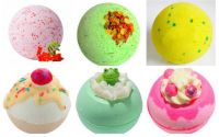 OEM Bath Salt Fizzer Suppliers Essential Oil Bath Bomb saltvGift Set