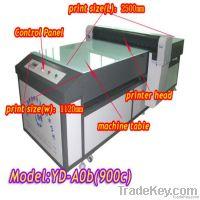 A0 inkjet plastic printer/ plastic printer at factory price