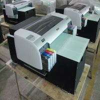 low cost eco solvent printer/industrial inkjet printer with high resolution!
