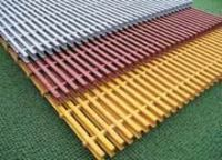 FRP Pultruded & Moulded Gratings