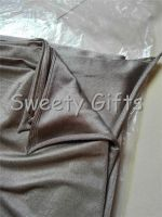 silver anti radiation fabric conductive and EMI shielding RF fabric maternity clothes fabric