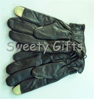 Touch Phone Gloves Finger Fabric Conductive