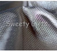 Metallic Conductive Clothes Astronaut Apparel Fabric Silver Fabric Anti radiation