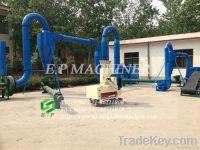 hot selling 500kg/h wood pellet production line
