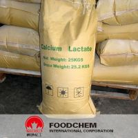 Calcium Lactate Food Grade