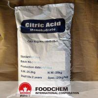 Crystalline Citric Acid Monohydrate