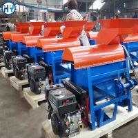 Wholesale diesel engine corn sheller husker
