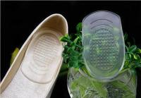 gel heel cushion foot care massage and orthotics