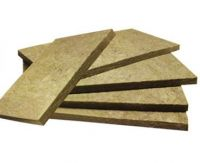 Taishi stone wool board for industrial equipment use