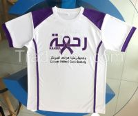 Sports T-shirts with numbers printing for cheaper price in Dubai UAE