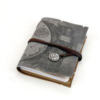 Fabric notebook--Treasure map series