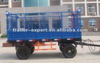 7C-4T high hurdles trailer   with carton
