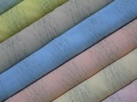 Melange Stripe fashion fabrics