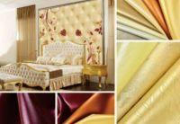 PVC Synthetic Uplholstery Leather for Sofa & Furniture | 200+ Grains