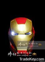 Iron Man's Helmet