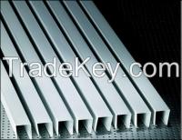 Metal False Ceiling- U shape baffle