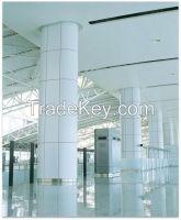 solid aluminum panel