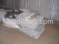 Lead ingot with high purity 99.994% for sale