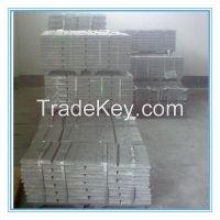 High pure Zinc Ingots 99.995% with good quality