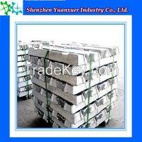 factory supply high quality bulk lead ingots price