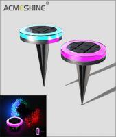 Acmeshine Solar decorative led light with string light for Christmas use