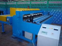 Breed Aquatics Row Welded Wire Mesh Machine