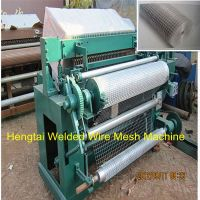 Light Full Automatic Wire Mesh Welding Machine