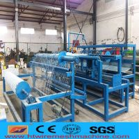 Diamond Mesh Machine/ Automatic Chain Link Fence Machine