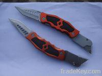 Dual Blade Knife