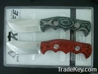 Pakka Wood Handle Knife