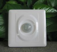 Wall Plate Infrared PIR Motion Sensor Security Light Control switch AC 110/220V