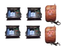 4 channel  4x1channle digital wireless remote control switch relay