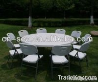 12seats 200cm commercial hospitaly table