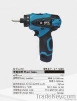 12V Li-ion battery two speed screwdriver