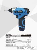 12V Li-ion battery impact screwdriver