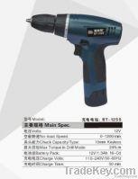 12V Li-ion battery cordless drill