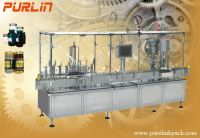 Liquid filling & capping machine PLY-05M