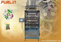 Multi-column sachet/pouch packing machine