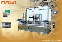 Tray loading  package machine