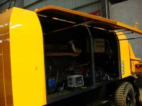 Diesel Concrete Pump (HBTS80.13-130R)