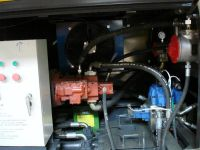 Concrete Pump with Mixer (HBTS40.10-45E)