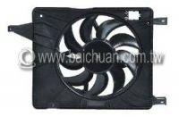 Cooling fan, FAN ASSY., BC-8504150011, OE:21481-JE30A-A128, QASHIQAI' 11