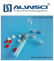 1.2ml crimp top vial