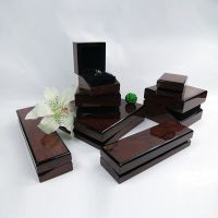 2014 Wooden jewelry box wholesale China