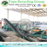 Hot sale Tyre Recycling Production Equipment