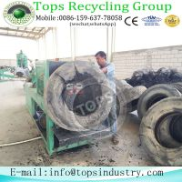 Disposed Tire Recycling Machinery Seller
