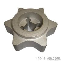 Stainless investment casting parts