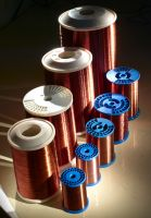 Class 130-220 Enameled Aluminum Round Wire For Transformer and Motor