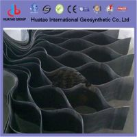 HDPE textured geocell room