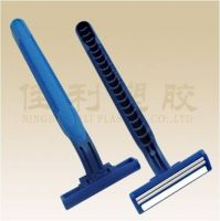 EU standard twin blade razor for men